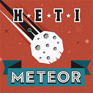 heti meteor podcast logó