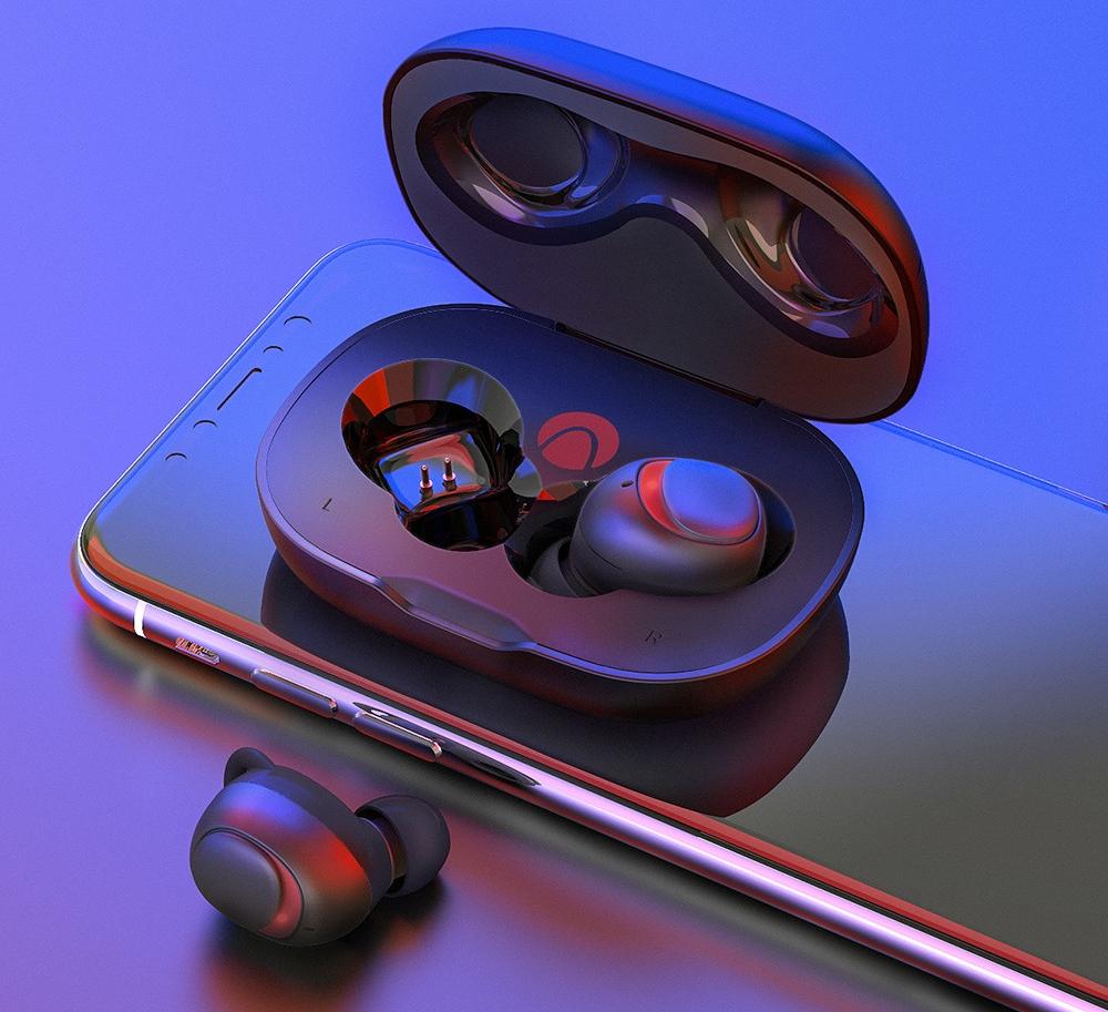 bluetooth-os fülhallgató.