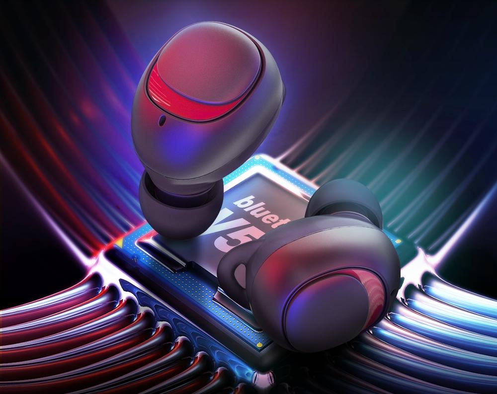 AIRAUX AA-UM1 vezeték nélküli fülhallgatója.